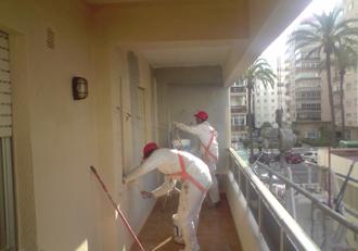 Reformas de viviendas y portales de edificios